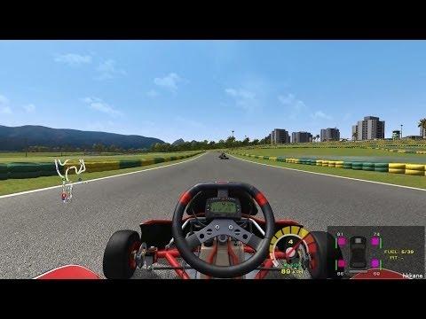 Game Stock Car Extreme Kart racing Gameplay