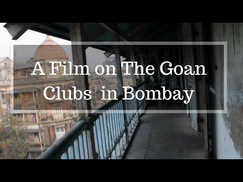Goan Documentary | Goan Clubs in Bombay | Film on Goan Life |The Goan Migration |
