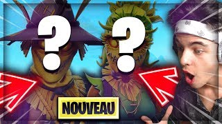 🔴GEMI - ▶️ THE HALLOWEEN SKINS ARE FINALLY SORTIE IN THE ?!!   Fortnite Gameplay Fr✔️