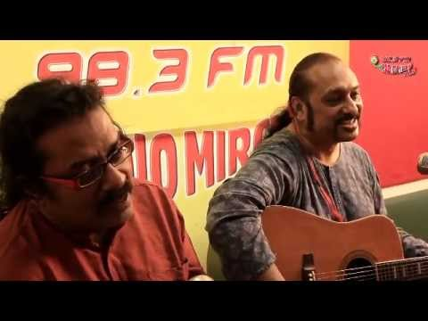 Colonial Cousins promoting their latest album 'Once More' at Radio Mirchi Studios!