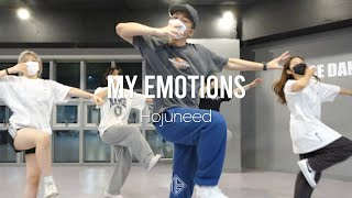 Blxst - My Emotions / choreography - Hojuneed / MUSE DANCE STUDIO