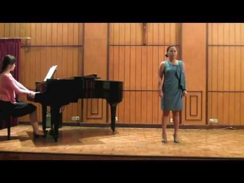 (PL #6) Devi Karolita : Vissi D'arte, Vissi D'amore - G. Puccini