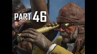 Red Dead Redemption 2 Walkthrough Gameplay Part  46 - Hot Air (RDR2 Let's Play)