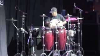 Cypress Hill - BoBo Drum Solo & Throw Your Set In The Air (Live 7-2-2013)