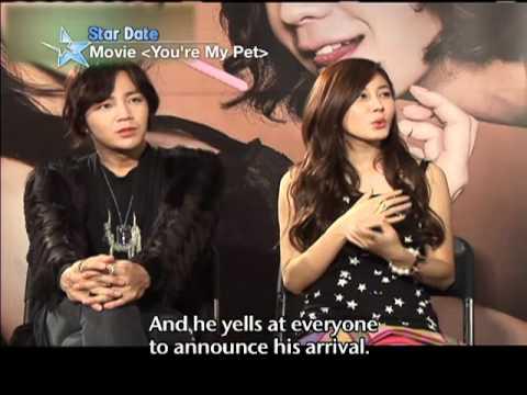 [Star Date] Jang Keun-suk & Kim Ha-neul on Movie