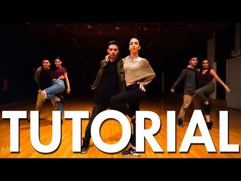 Ricky Martin ft. Wisin, Yandel - Fiebre (Dance Tutorial) | Choreography | MIhranTV
