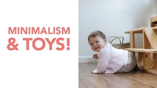 """Minimalism And Toys - The Only 10 Toys You """"need"""""""