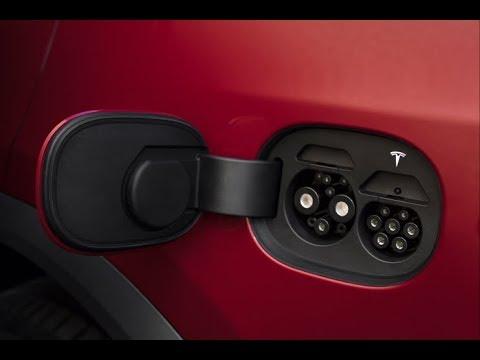 Tesla News  - New Charge Ports