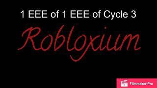 Roblox Logo Evolution: S2 P38