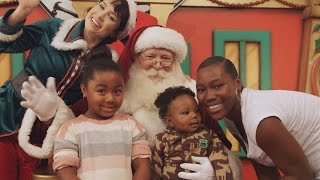 A Christmas Miracle with Santa and the Salvation Army
