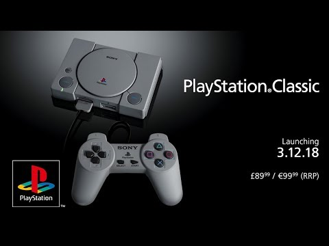 PlayStation Classic | Reveal Trailer