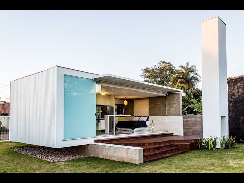 House 12.20 by Brazilian architect Alex Nogueira