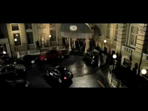 casino royale car chase