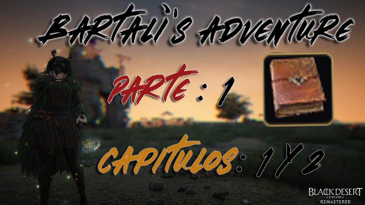 Repeat Guía Diario de viaje de igor bartali #1 : Capitulo 1