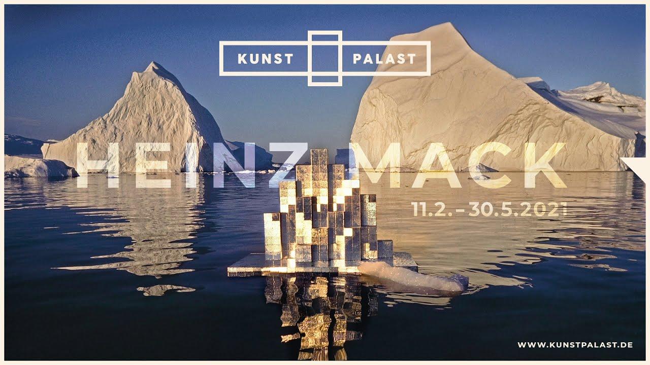 Heinz Mack im Kunstpalast