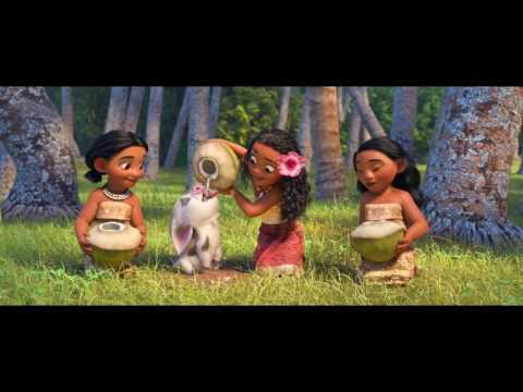 "Disney Moana ""How Far I'll Go"" FAN-MADE MUSIC VIDEO"