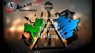 M.A.T.E Team Production--Green Vs Blue. Film Animation - MoDy kareem