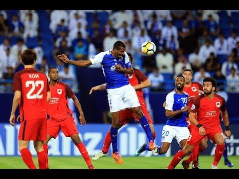 Al Hilal 1-1 Al Rayyan (AFC Champions League: Group Stage)