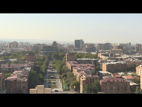 Syria's Armenian minority building new life in Yerevan