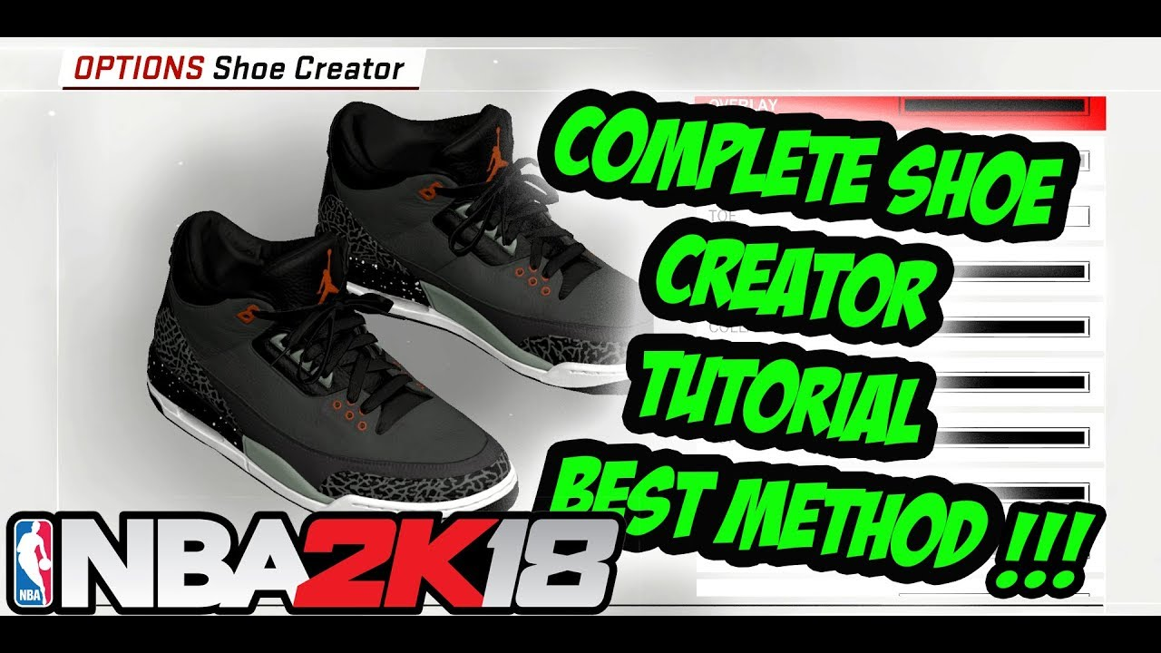 jordan shoes creator 2k18 mypark gameplay 2k16 download 826154