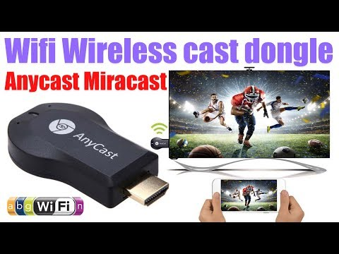 MacBook a TV Monitor PC Proyector X8 Wireless WiFi Display Dongle HD 2.4G 1080P Adaptador HDMI Anycast Miracast para Android Smartphone