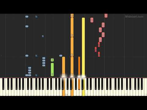 The Who - Quadrophenia (Instrumental Tutorial) [Synthesia]