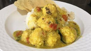 Paruppu Urundai Rasam   Lentil Balls Soup   Quick & Easy Protein packed Soup