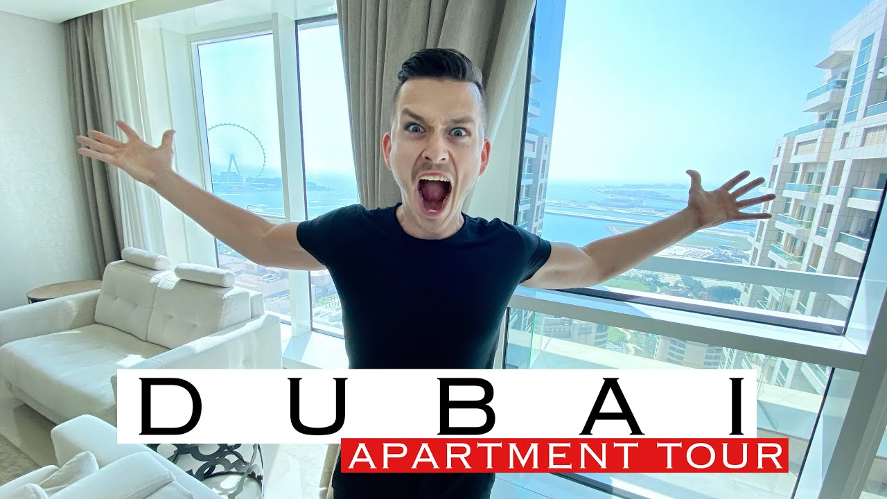 Download Insane Apartment Tour Dubai - Cost of Living Dubai (133$ per Night!)