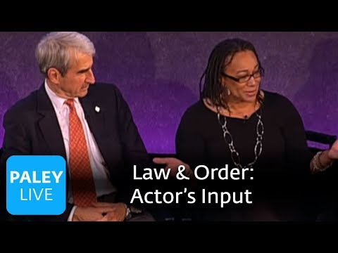 Law & Order: 20 Years- Waterston, Merkeson on Their Input (Paley Center Interview)