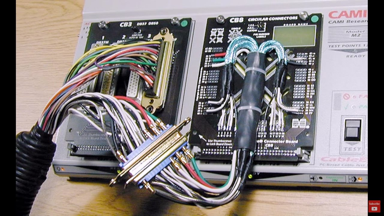 Wire Harness And Cable Testing