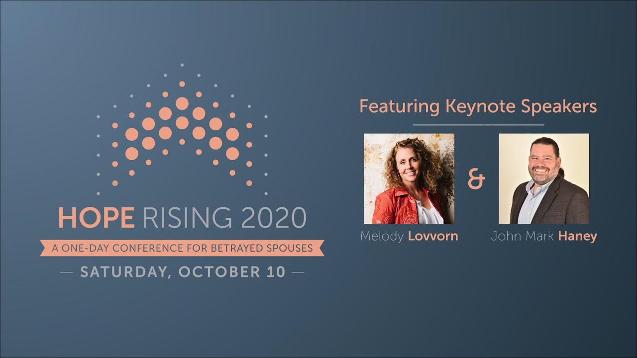 Hope Rising 2020 Keynote Announcement