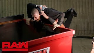 Braun Strowman trashes Sami Zayn: Raw, May 6, 2019