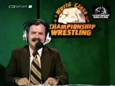 World 🌎 Class Wrestling 🤼 1983