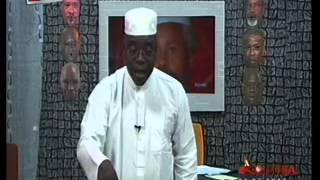 Kouthia Show - Kouthia raille Hissène Habré - 02 Juillet 2013