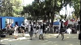 The Red Thistle Dancers (2005 - Pleasanton Games)