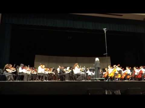 Tribal Dance- All County Orchestra 2013
