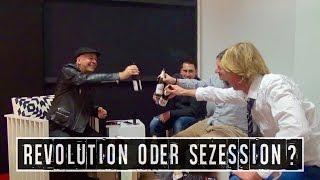 Revolution oder Sezession? Freiwillige, dezentrale Gemeinschaften als Lösung