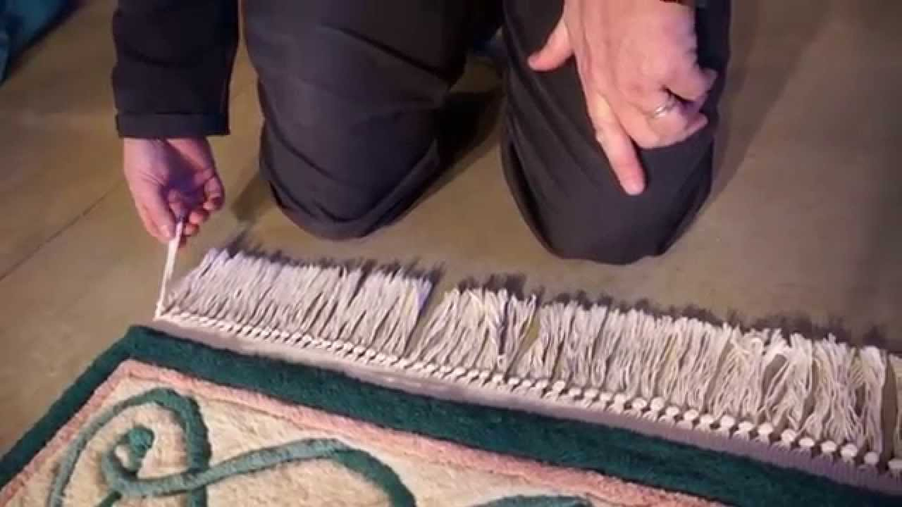 Differences Between Woven and Tufted Rugs - YouTube