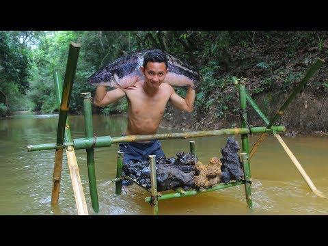 Primitive Cooking Roaster Biggest Fish (5 kg) by Waterwheel - Factory Food | Wilderness Life