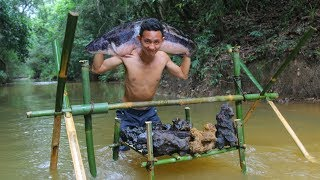 Primitive Cooking Roaster Biggest Fish (5 kg) by Waterwheel - Factory Food | Wilderness Life
