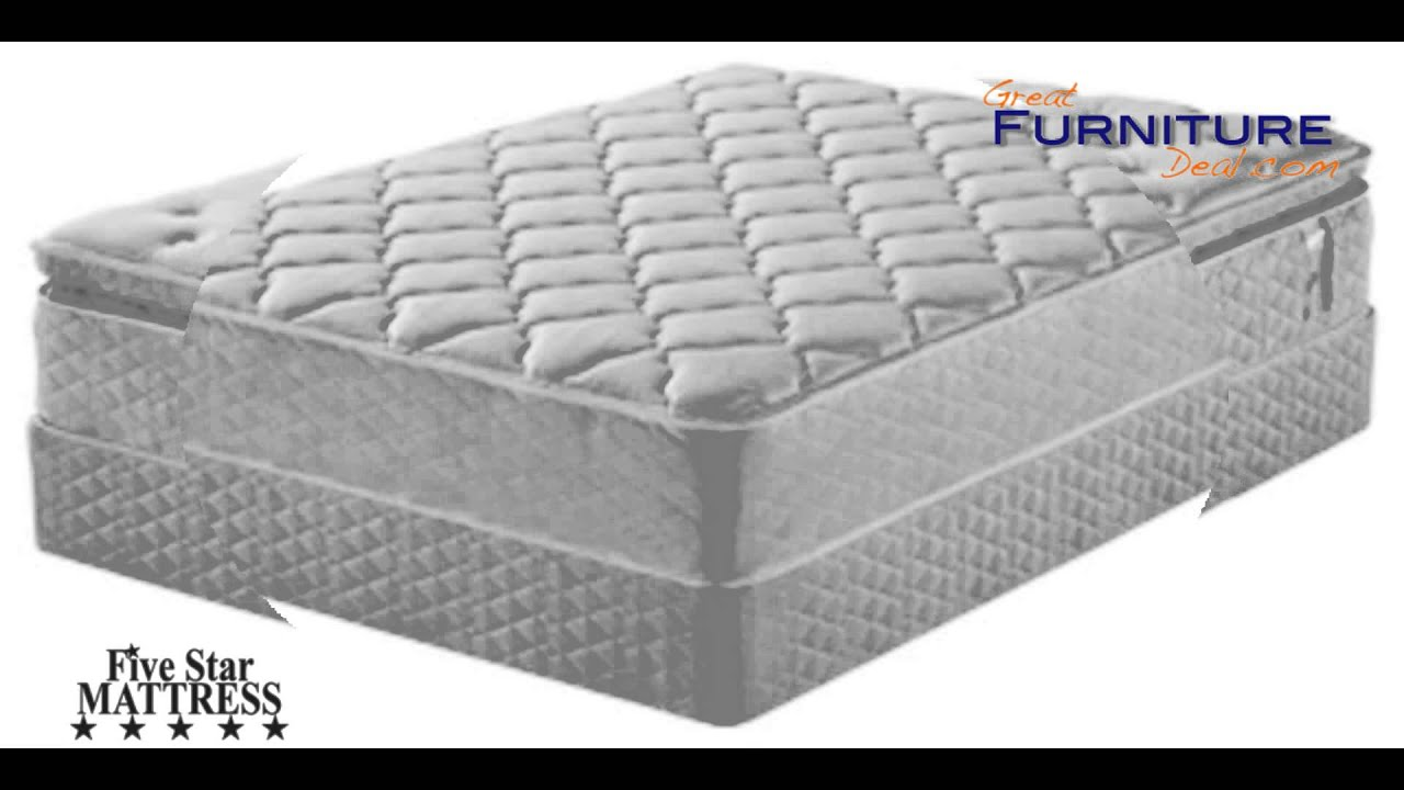 Five Star Mattress by GreatFurnitureDeal