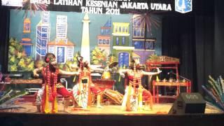 Tari Topeng Kelana - Jawa Barat