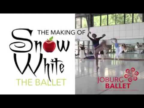 The making of Snow White The Ballet