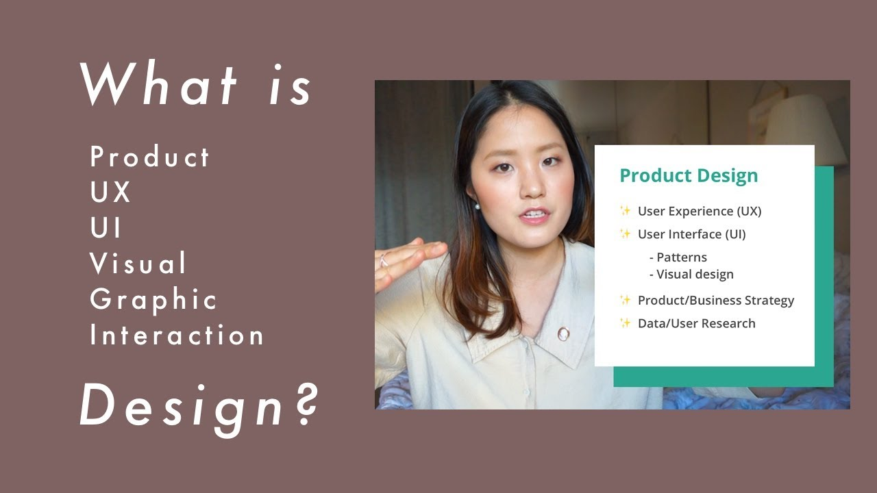 What Is The Difference Between Ux Ui Product Visual Graphic Interaction Design Youtube