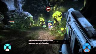 Evolve GTX 970 i7 4790k Gameplay