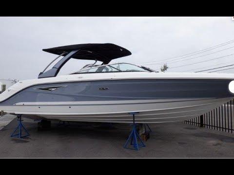 2019 Sea Ray SLX 310 Boat For Sale At MarineMax Long Island, NY