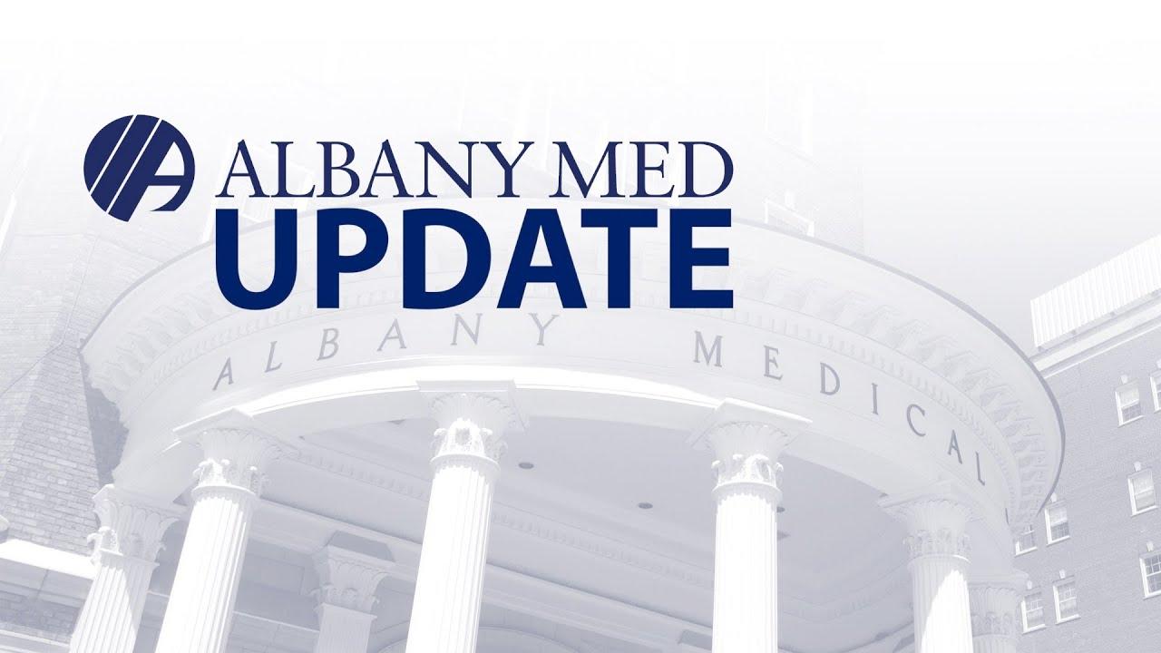 Albany Med Update for Thursday, November 19, 2020