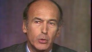 """Valéry Giscard d'Estaing """"Atteindre le coeur de la France"""""""