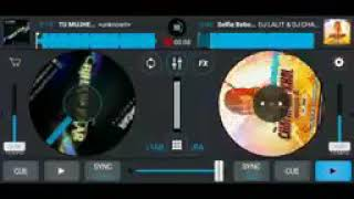 Dj lalit and mixing non-stop songs