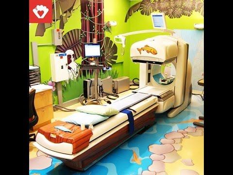 Facebook Live Tour of Imaging Services Area of Joe DiMaggio Children's Hospital